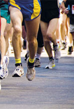 Préparation aux épreuves sportives